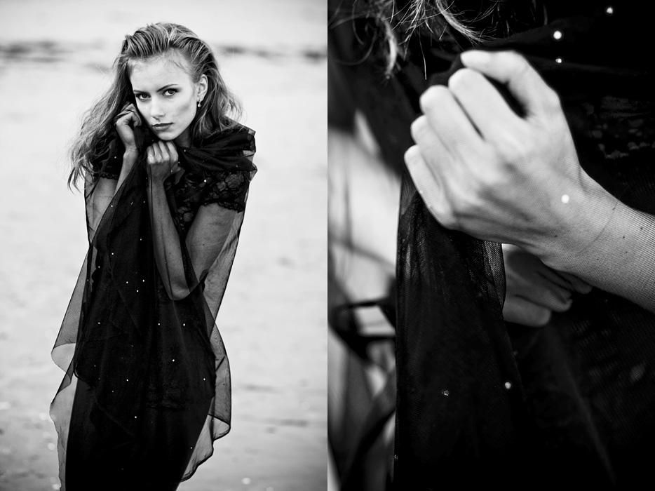 dressed in black by ThreeLibras