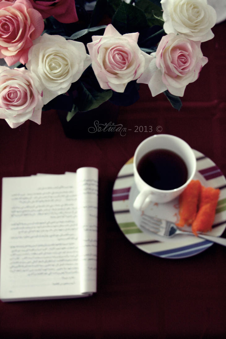 There's no better friend than a book II by Ahlawiyya