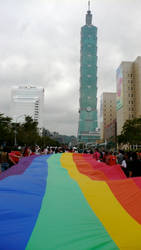taiwan gay pride 2007 30 by icyhugs