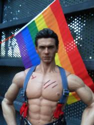 Gay Pride HK 05 by icyhugs