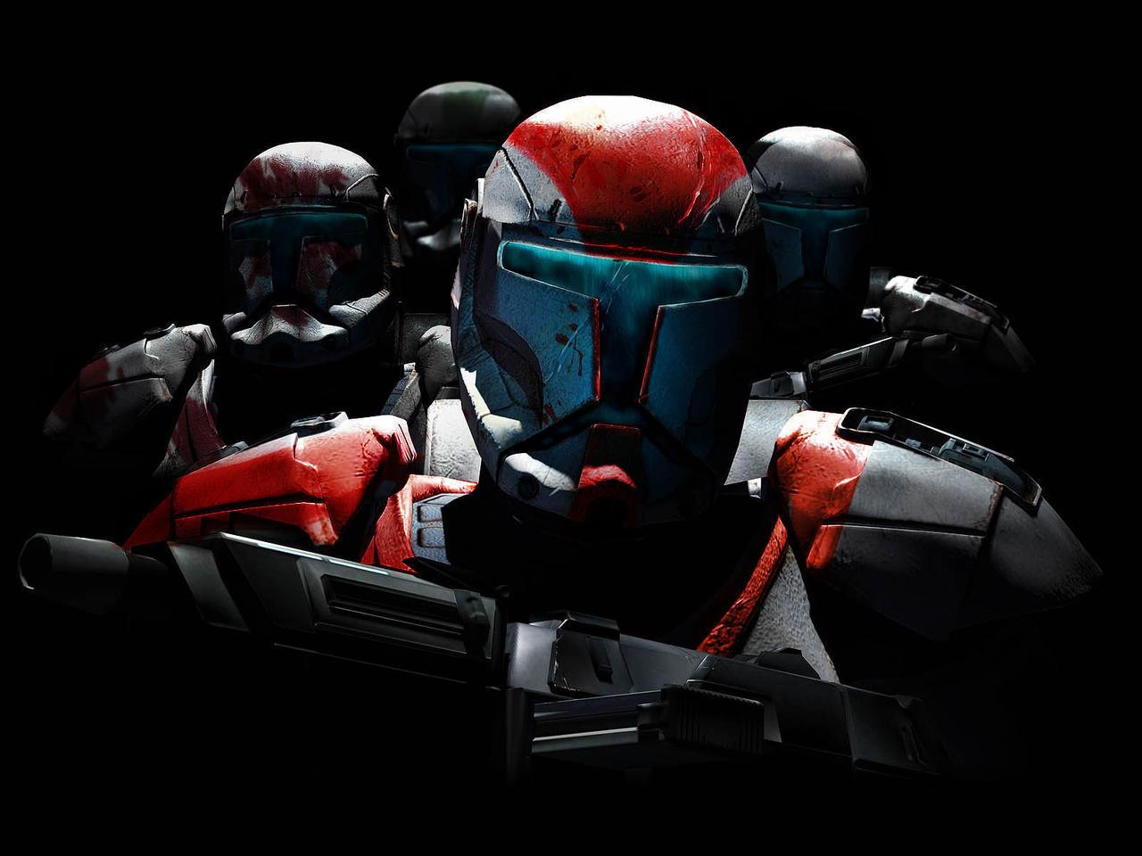 Delta Squad Star Wars Republic Commando By Redmcrmy On Deviantart
