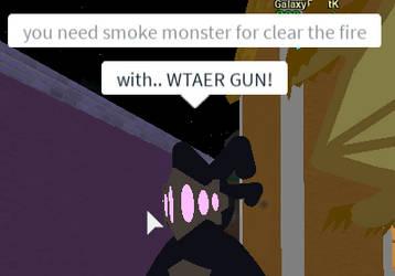 Wtaer Gun by Dragonfirejump