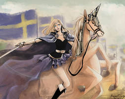 Princess Sverige by akato3