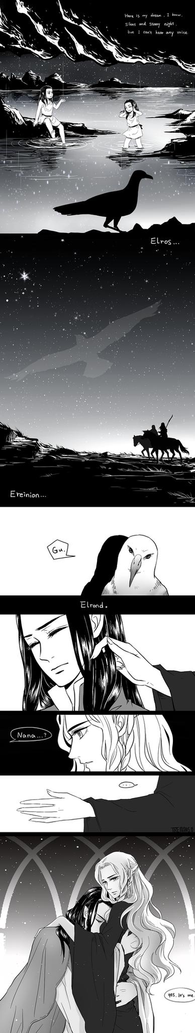 White bird by akato3