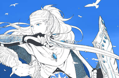 Earendil the mariner by akato3