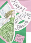 Happy Birthday Becca
