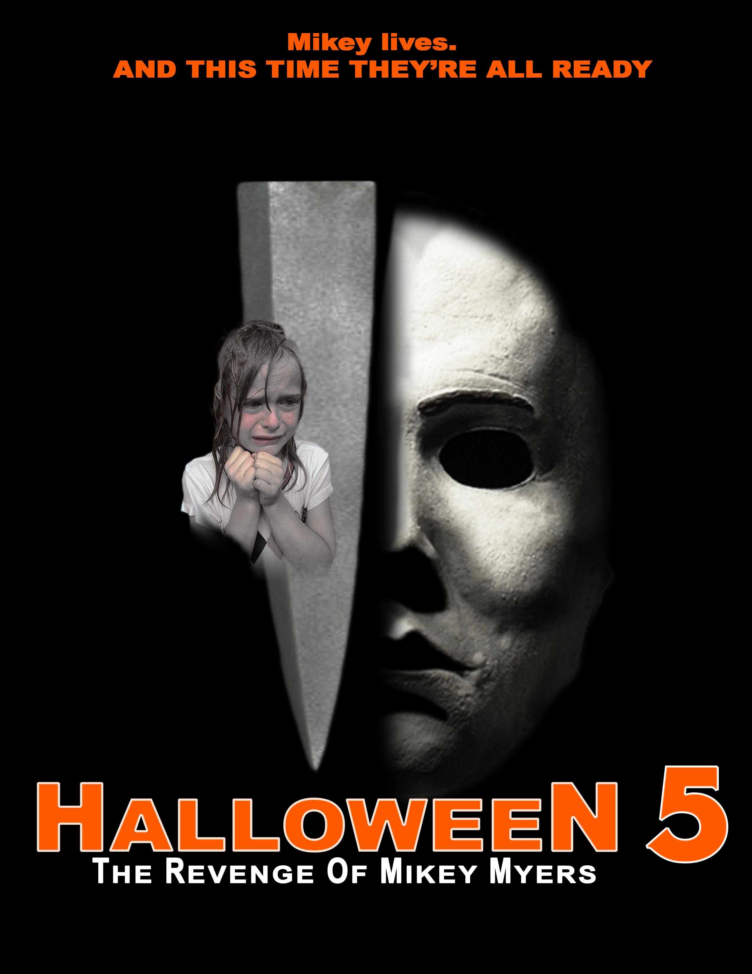 Halloween 5 | Goshowmeenergy