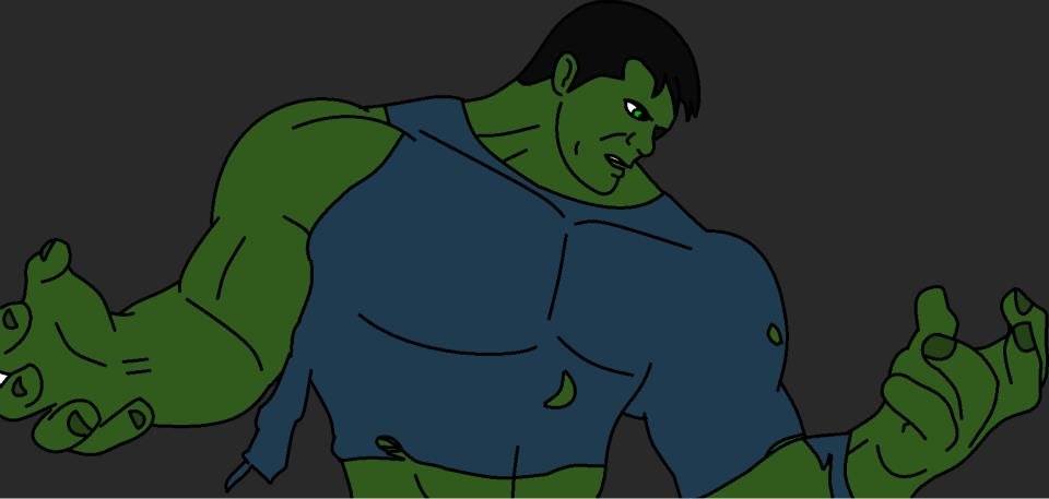Hulk transformation 2 by dominator2001 on DeviantArt