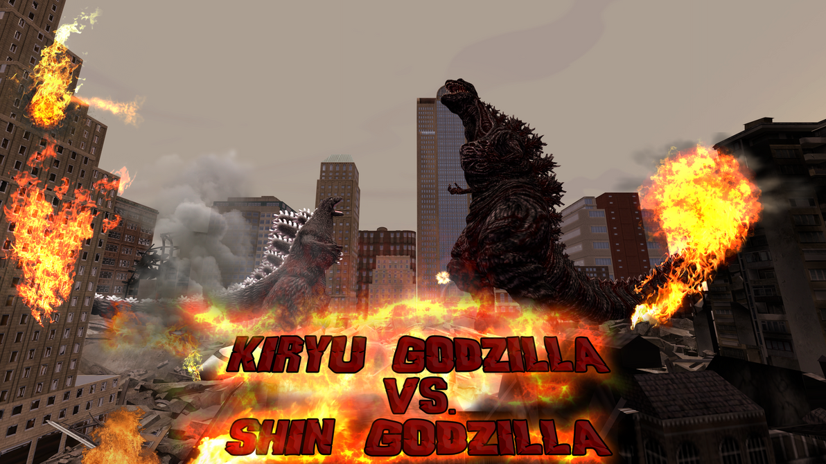 Godzilla Vs Kiryu | www.pixshark.com - Images Galleries ...