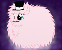 Fluffle puff by SyobonHatena1000