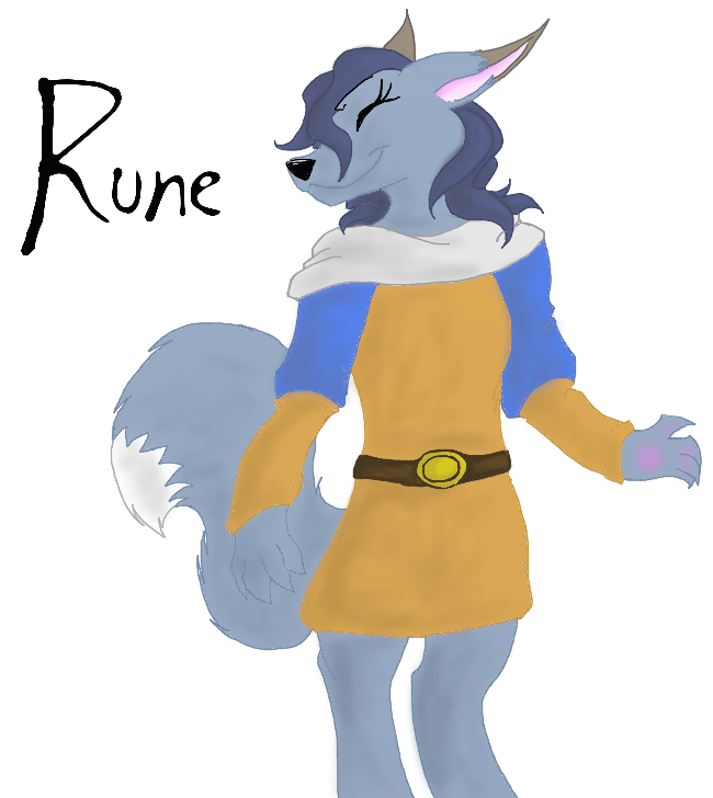 Rune by SyobonHatena1000