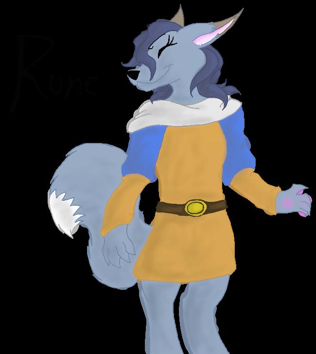 Rune by SyobonHatena1000