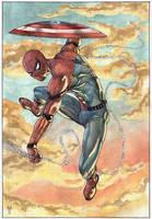 Spider Man by Ceduardocunha