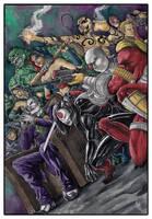 Suicide Squad by Ceduardocunha