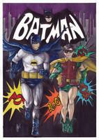 Batman and Robin 60