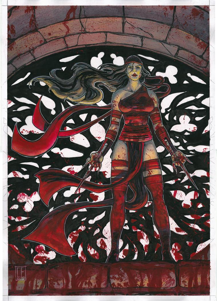 Elektra by Ceduardocunha