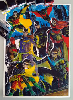 Bat- Universe