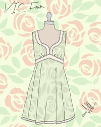 Vintage Inspirations Four by MizzSamantha