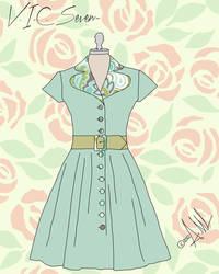 Vintage Inspirations Seven by MizzSamantha