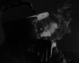 Smoke One by MizzSamantha