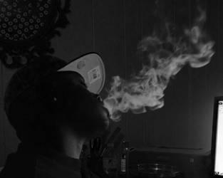 Smoke Two by MizzSamantha