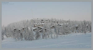 In Lapland - Ruka by alexanderkx