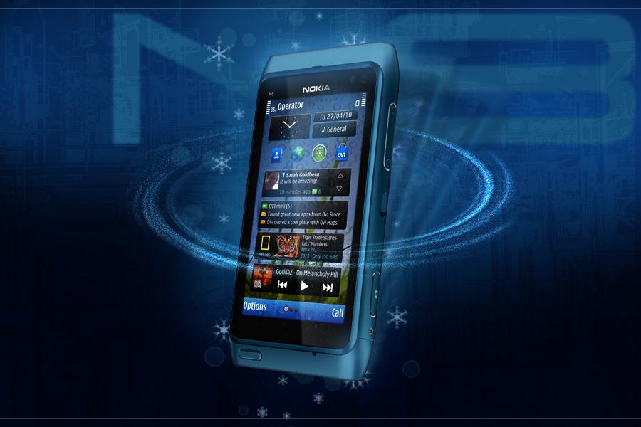 Nokia N8 by alexanderkx