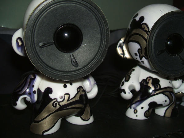 munny speakers ruined by jrobbo