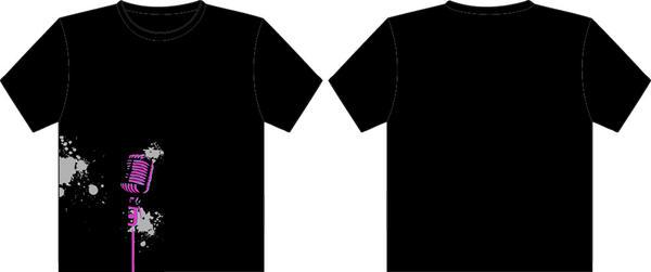 A Microphone fiend T-shirt by jrobbo