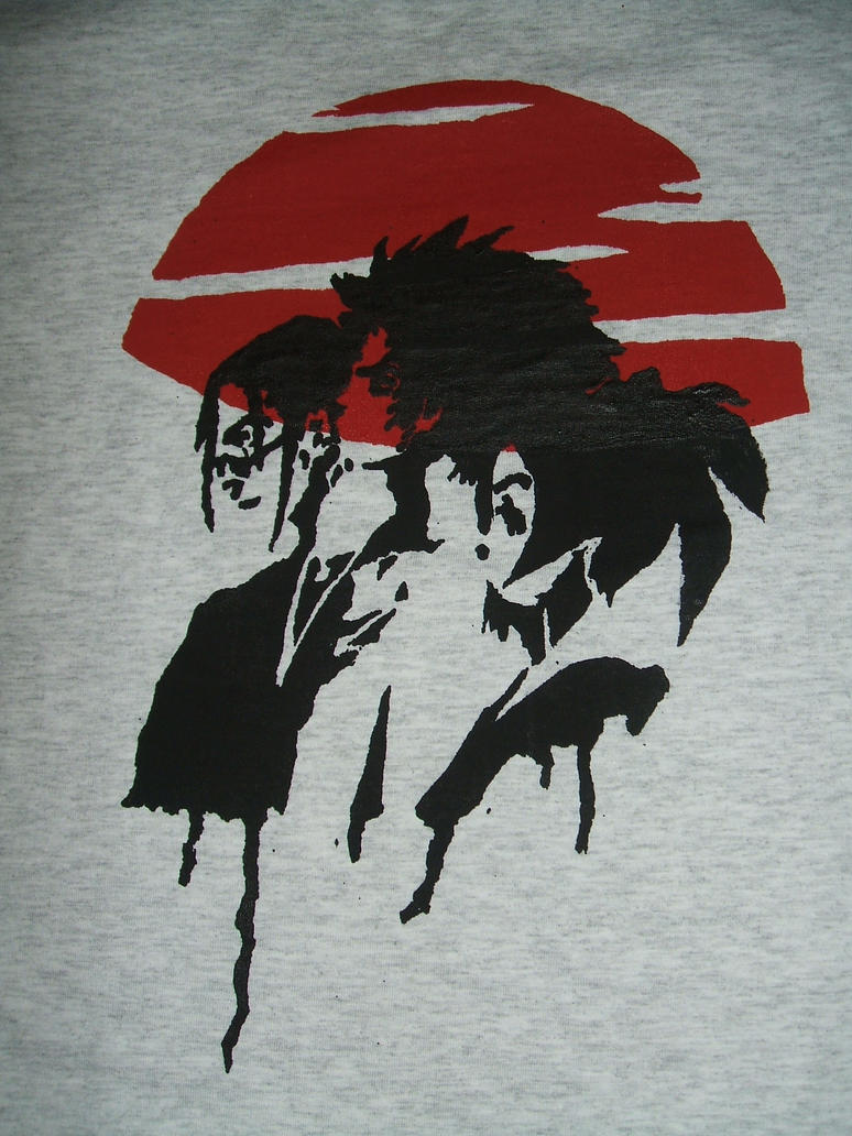 samurai champloo design by jrobbo