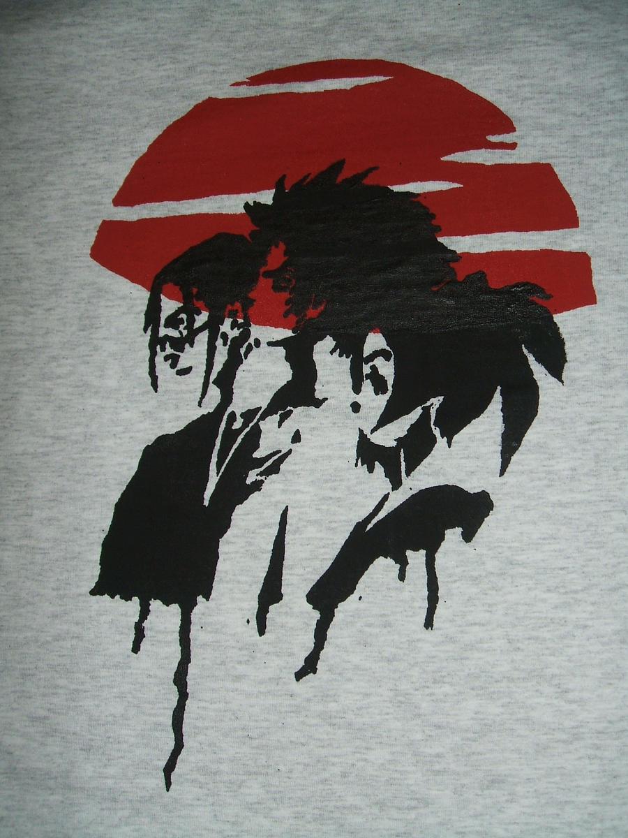 samurai champloo design by jrobbo