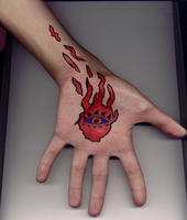 Tattoo by jrobbo