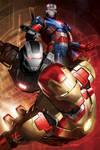 Iron Man 3 Promotion Poster Design