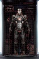 Iron Man Paperbag 2 by Ken-Sanada