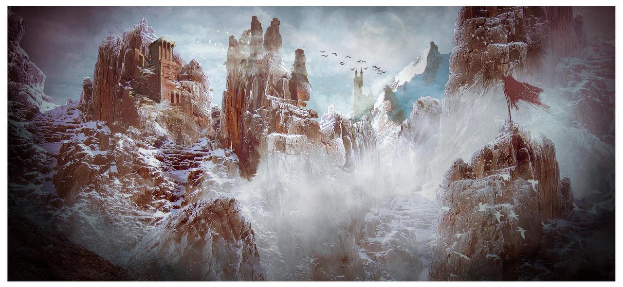 Vestige of the past by Dylan-Kowalski