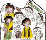Jeffrey Mylett Drawings