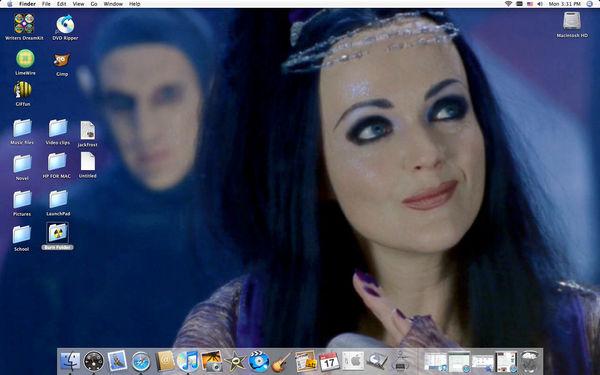 Queen Mab Desktop