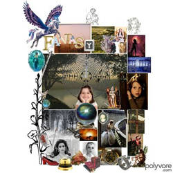 Fantasy Collage by SeltzerAddict