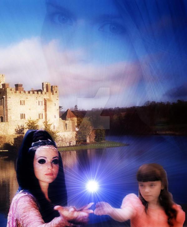 Fantasy Novel Poster by SeltzerAddict