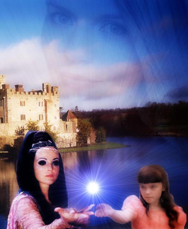 Fantasy Novel Poster