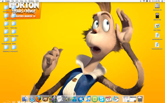Mayor Nedd McDodd Desktop