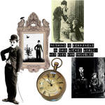Charlie Chaplin collage