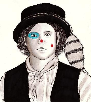 Jeffrey Mylett Portrait by SeltzerAddict