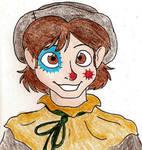 Scarecrow Jeffrey