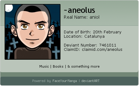 aneolus's Profile Picture