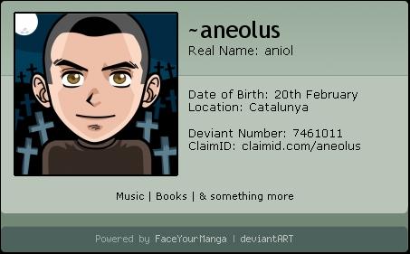 aneolus's Profile Picture