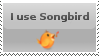 Songbird STAMP by aneolus