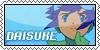 Daisuke Motomiya Stamp by JubiaMaJo