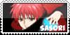 Akasuna no Sasori Stamp by JubiaMaJo