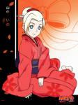 Naruto Kimono Girls Ino